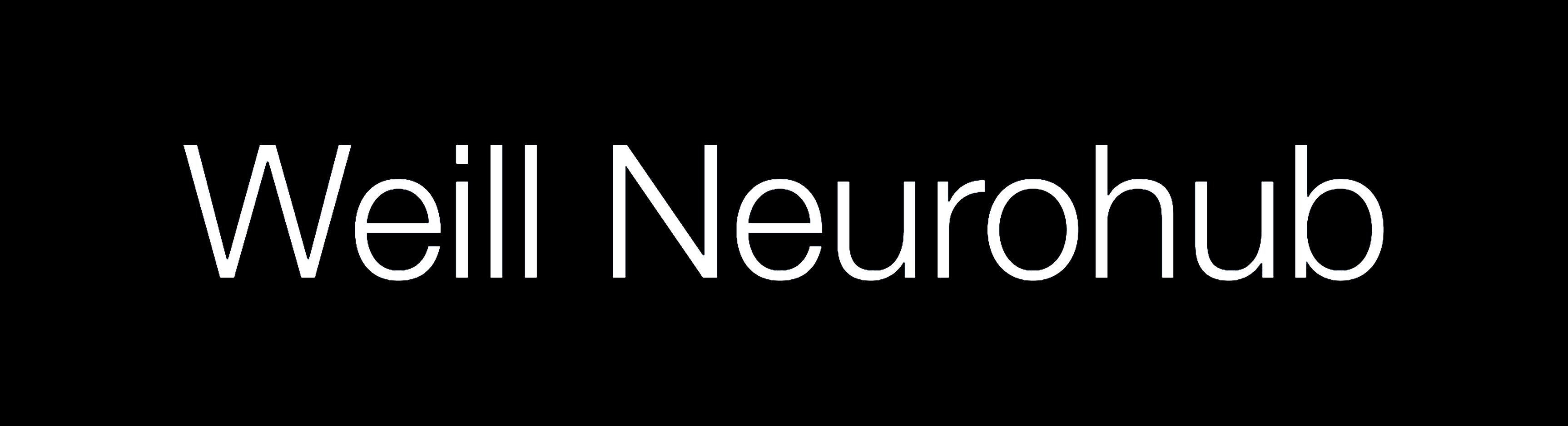 weill neurohub logo