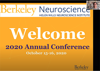 Berkeley neuroscience community gathers virtually for annual conference
